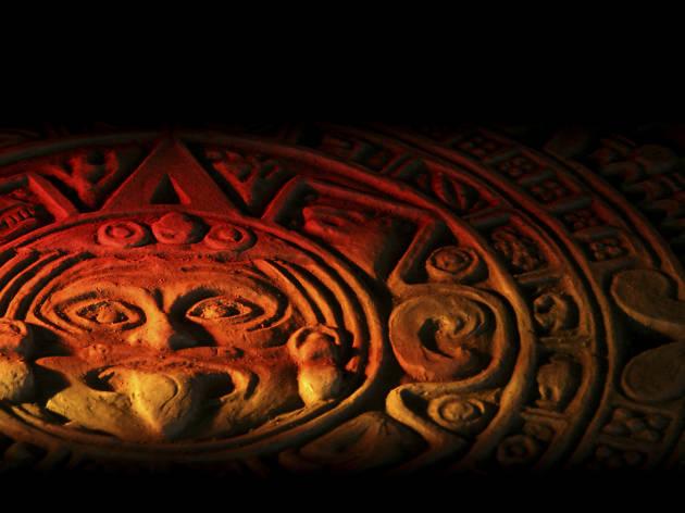 Calendario Maya, extinción y pérdida de las lenguas el colegio nacional