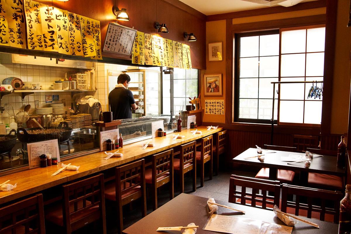 Best heritage restaurants in Tokyo