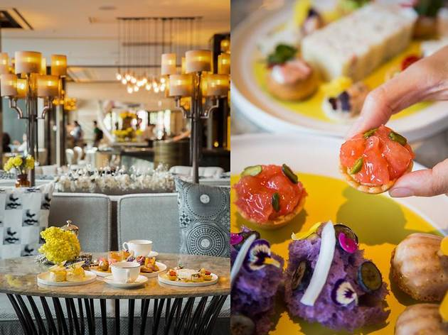 The Immortelle Story of Autumn @ The JW Marriott Dongdaemun Square Seoul