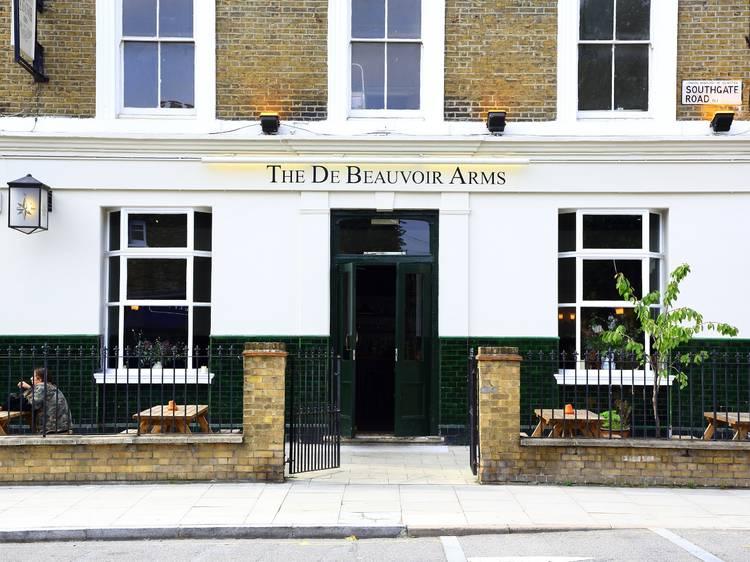 The De Beauvoir Arms, Dalston