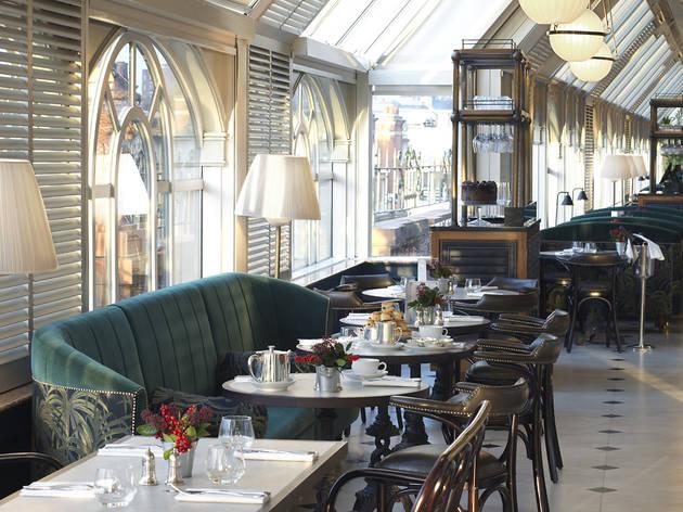 Demoiselle By Galvin Restaurants In Brompton London