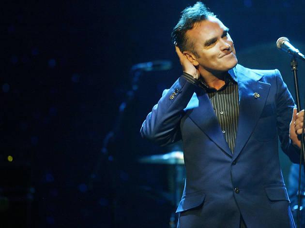 Morrissey Live in Bangkok