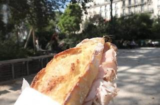 Jambon beurre paris
