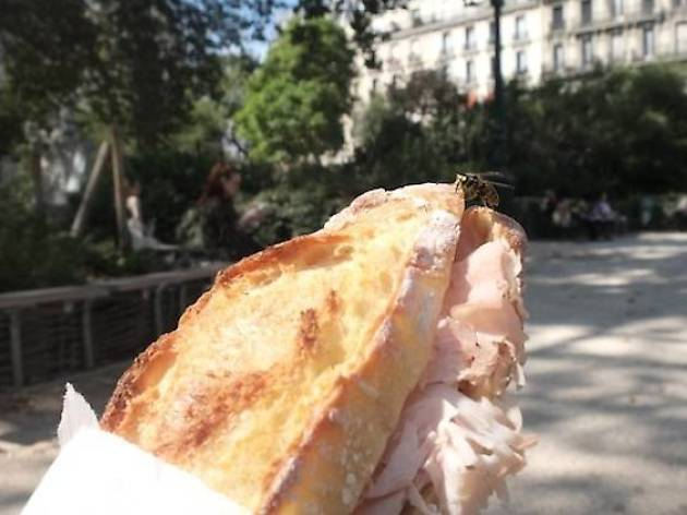 The ten best jambon-beurre in Paris