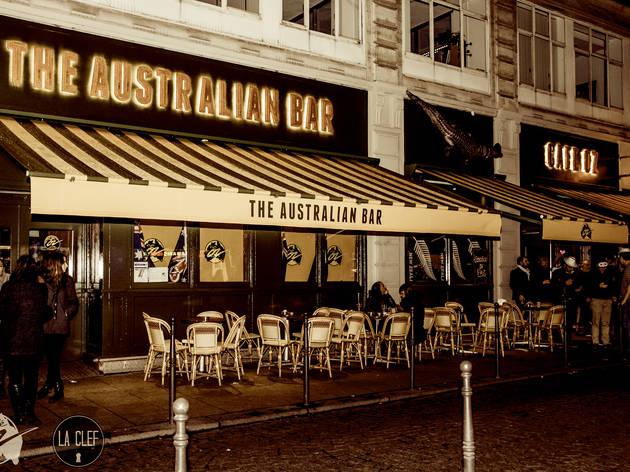 Café Oz Châtelet
