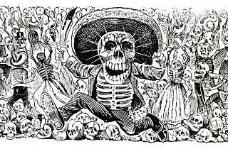 La muerte y el arte mexicano