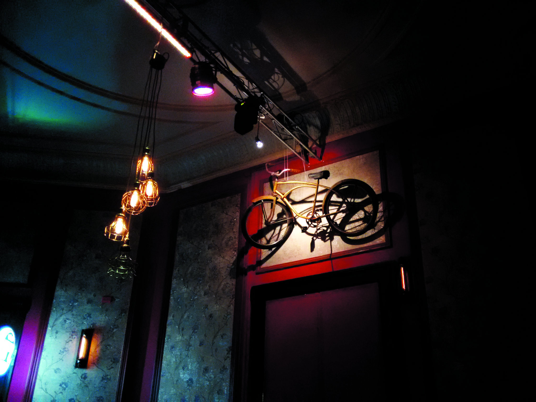 Bar la Unión en Guanajuato