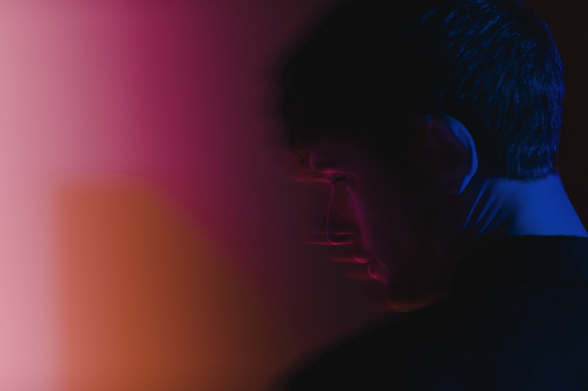James Blake on growing up and just doing what makes you happy