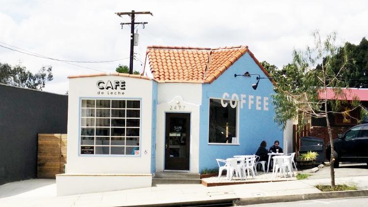 Café de Leche, Pasadena