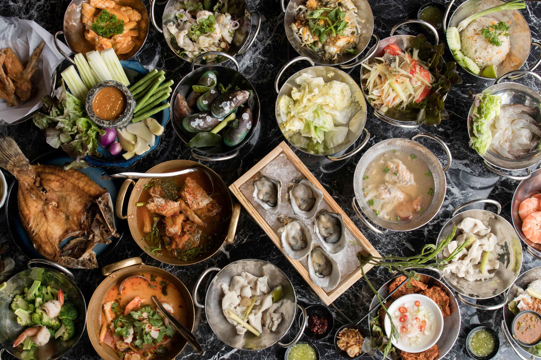 Laemgate Infinite seafood buffet