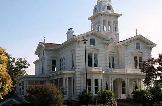 Paranormal investigations at Meek Mansion and McConaghy House