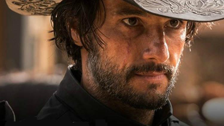 Rodrigo Santoro en Westworld