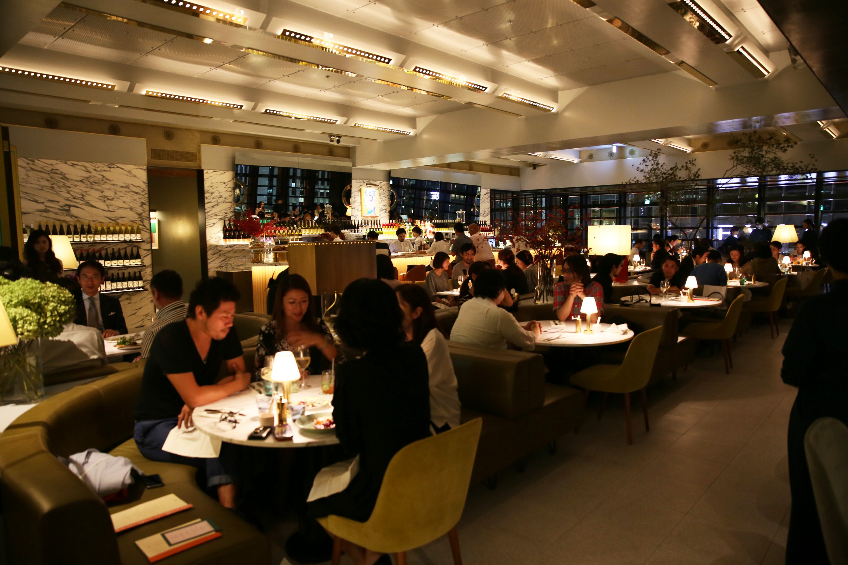 With A New Ginza Outpost Bills Ventures Into Fine Dining