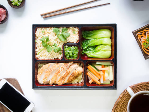 The best new Hong Kong lunch delivery startups