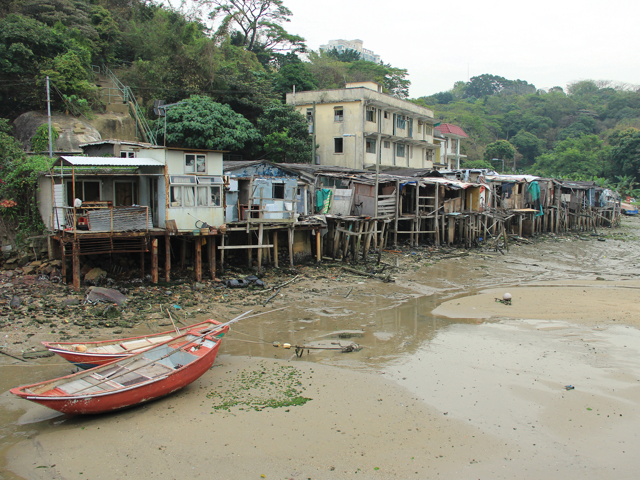 Ma Wan Ghost Town Attractions In Islands District Hong Kong