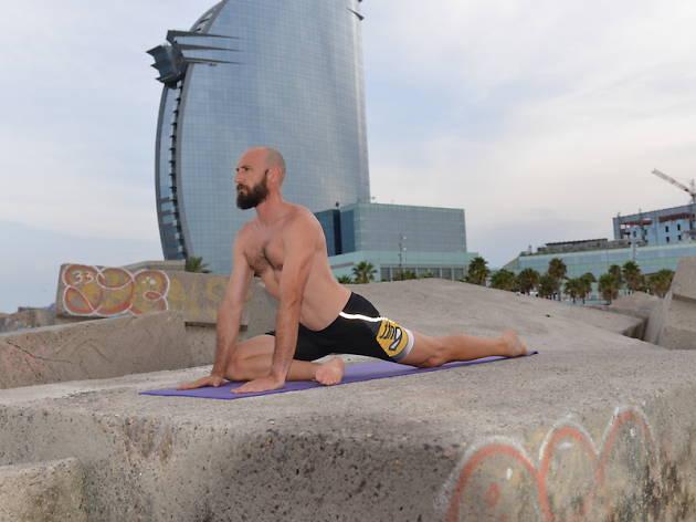 ioga per a corredors