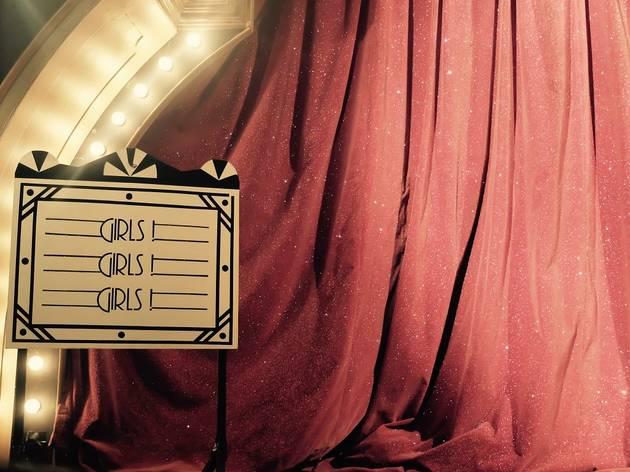 Cabaret burlesque (© Anna Maréchal / TOP)