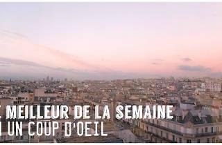 Que faire à Paris cette semaine, du 3 au 9 octobre ?