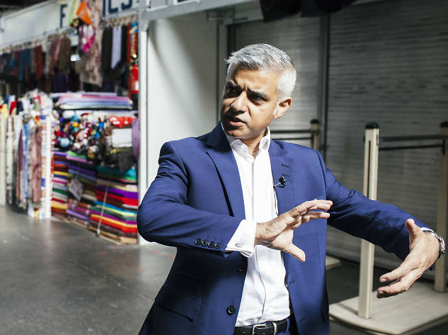 What would you do if you were the Mayor of London for a day?