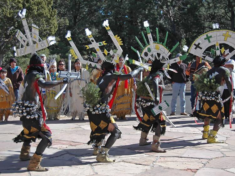 Celebrate Native American culture