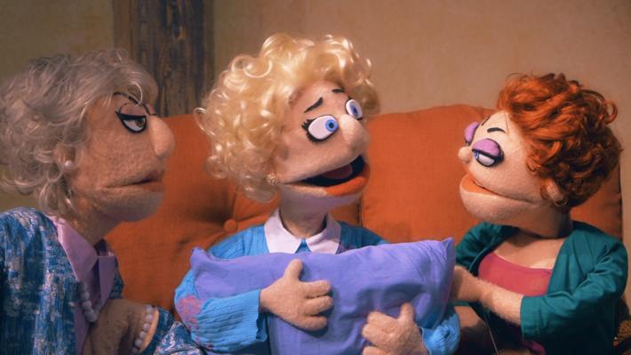 That Golden Girls Show: A Puppet Parody