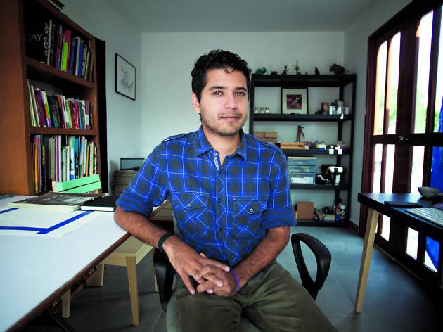 Juan Palomino pensar la muerte