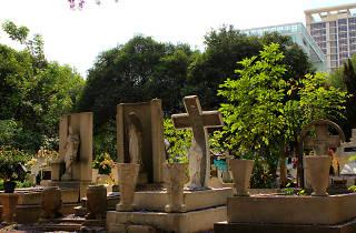 Panteón Francés en la Ciudad de México