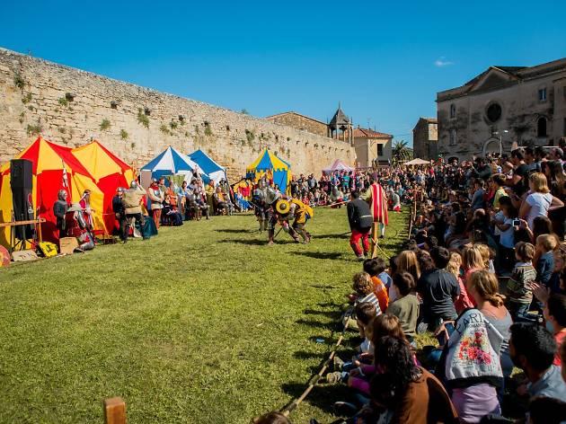Aloja VIII Fira Medieval Fantàstica de Banyoles