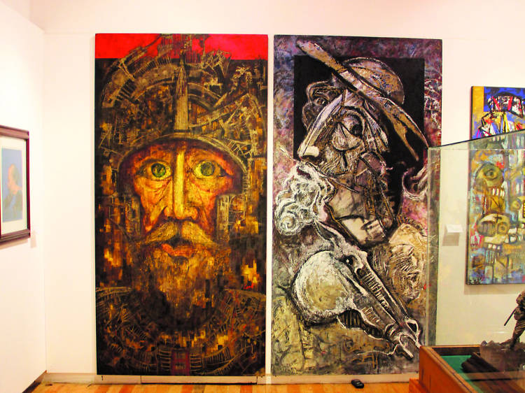 Museo Iconográfico del Quijote