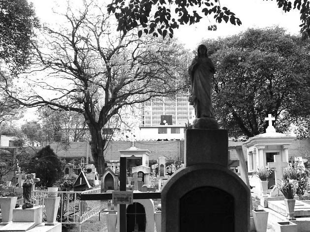Panteones en la Ciudad de México