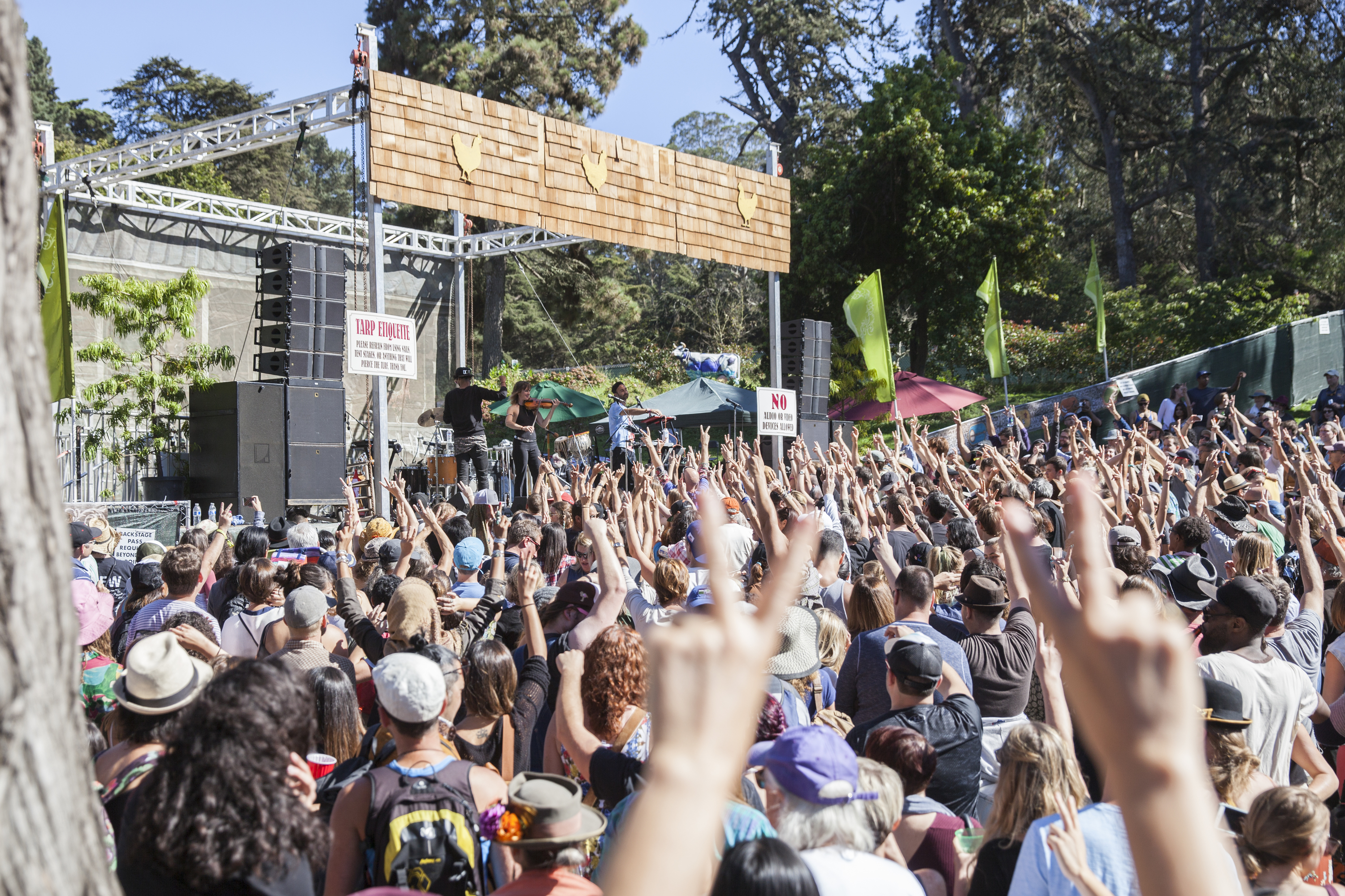 Hardly Strictly Bluegrass Festival 2016