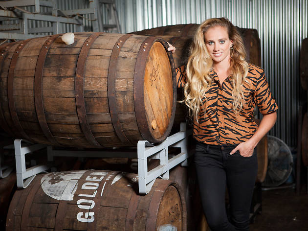 Meg Gill from Golden Road Brewing