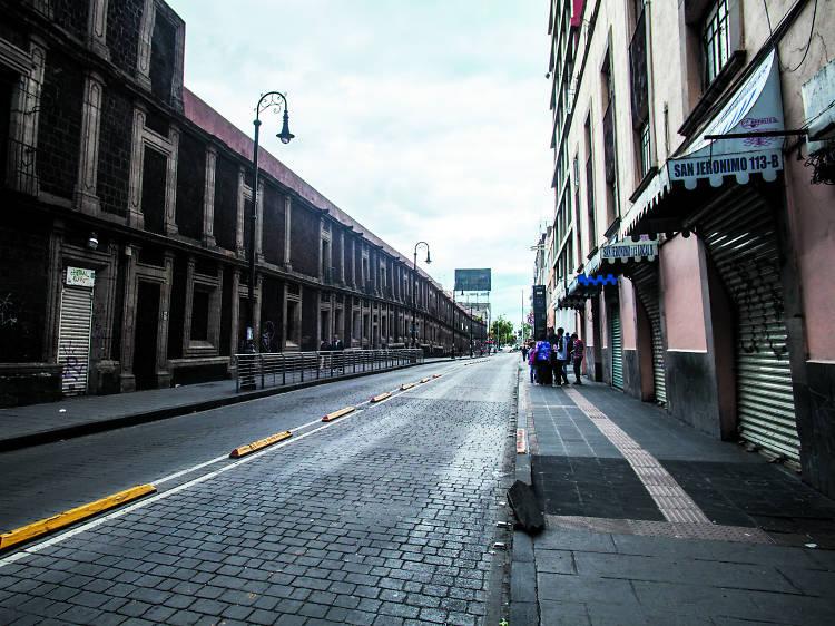 La calle de la Buena Muerte