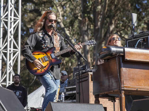 Sept 30–Oct 2: Hardly Strictly Bluegrass, San Francisco