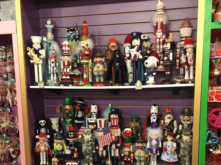 Every ornament shop worth going to in NYC