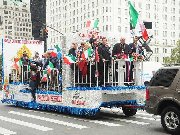 The best Columbus Day events in NYC