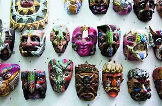 El Palacio de las Máscaras