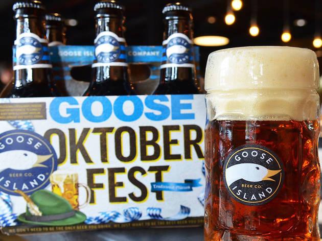 Goose Island Oktoberfest