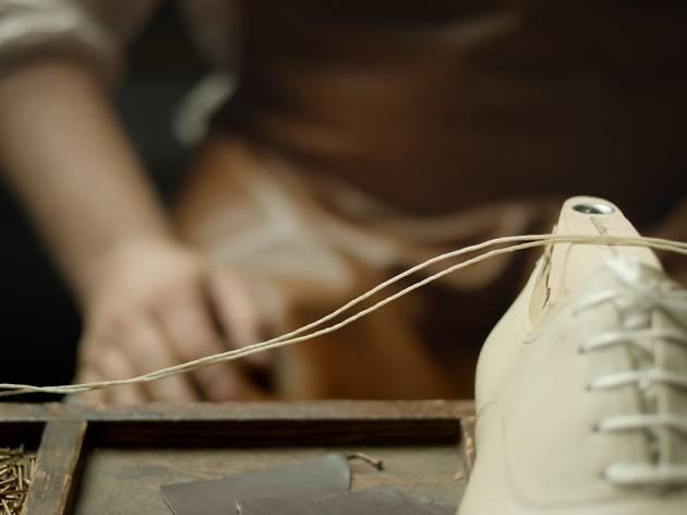 Salvatore Ferragamo Tramezza Made-To-Order Men's Footwear Program