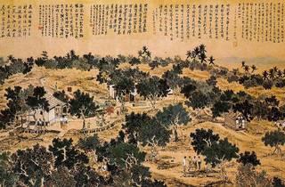 Fruits and Nanyang Cultural Space