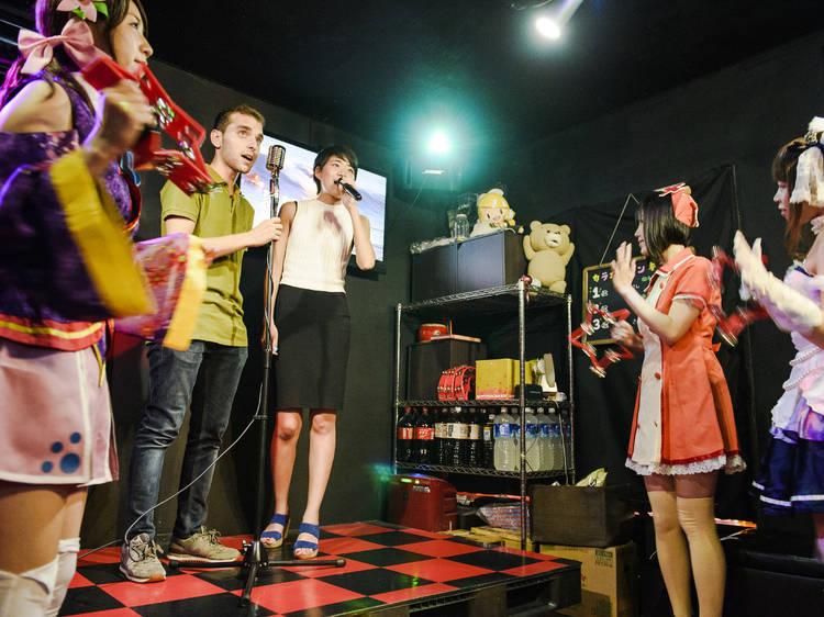 For karaoke geeks: Anikara Hero