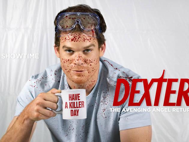 Dexter série 10 ans Showtime