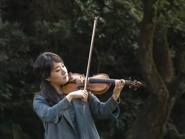Hyejin Chung Violin Recital