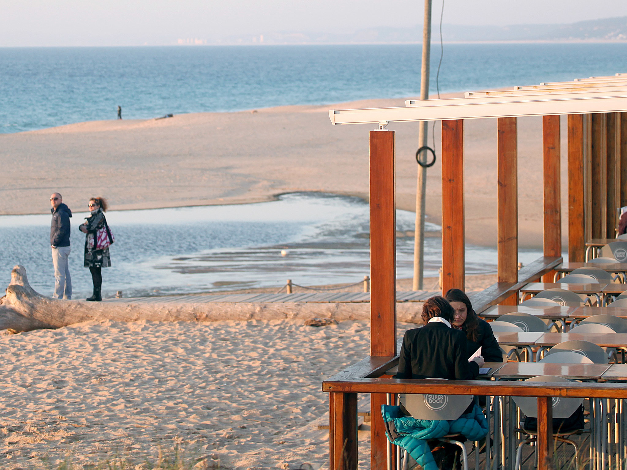 Bar do Peixe - Praia do Moinho de Baixo, Meco