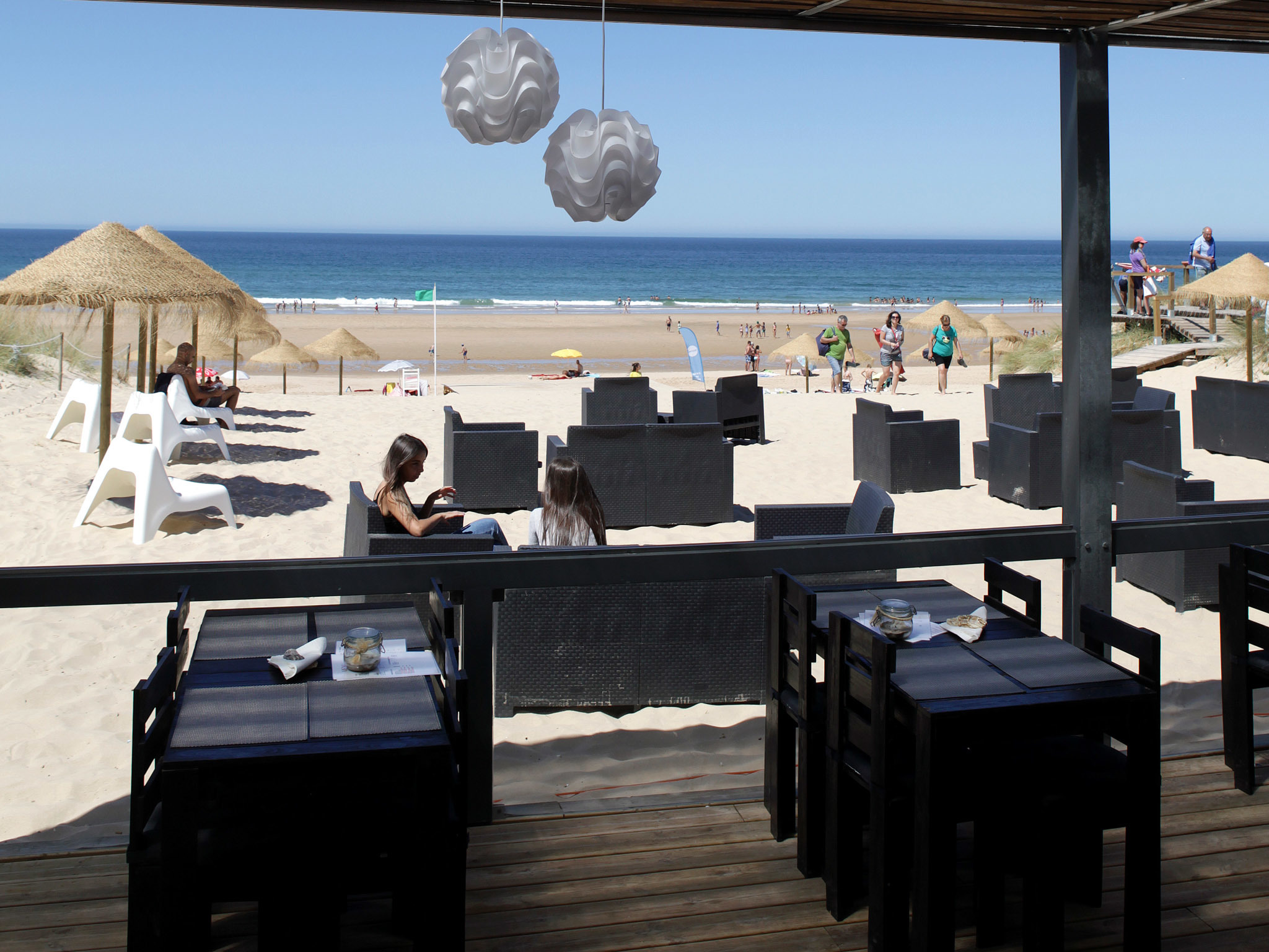 Ocean's Beach Club - Praia do Castelo, Costa da Caparica