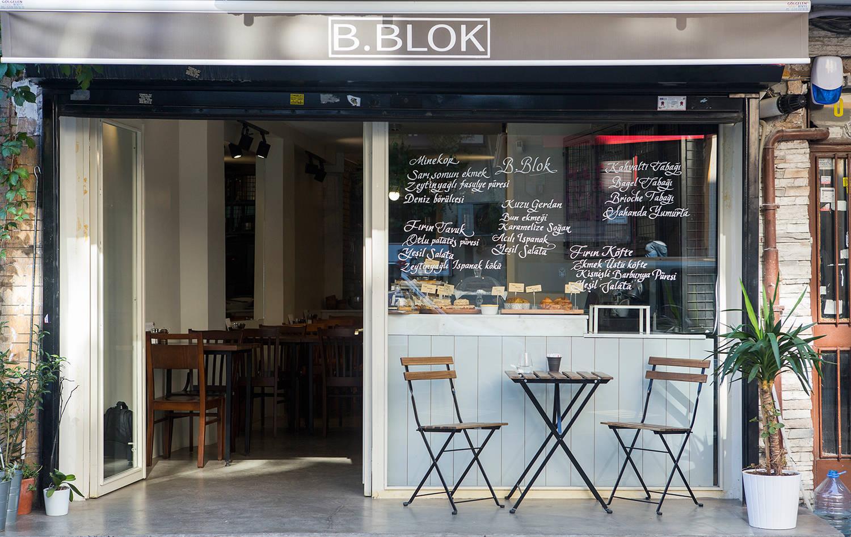 B.BLOK Restaurant