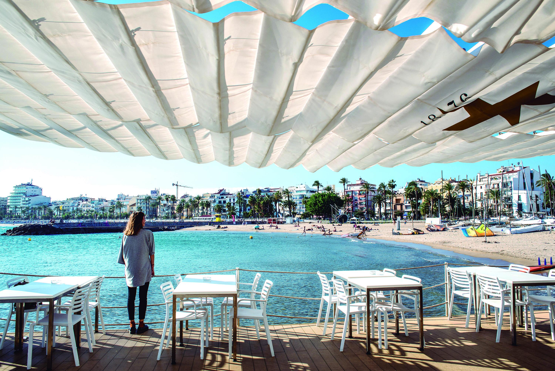 Restaurant Club Nàutic Sitges