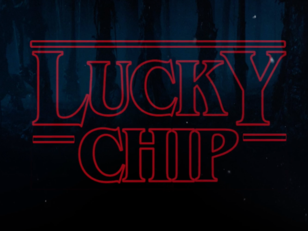 Lucky Chip has launched a 'Stranger Things' menu