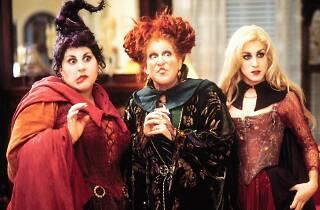 Halloween screenings at the El Capitan Theatre