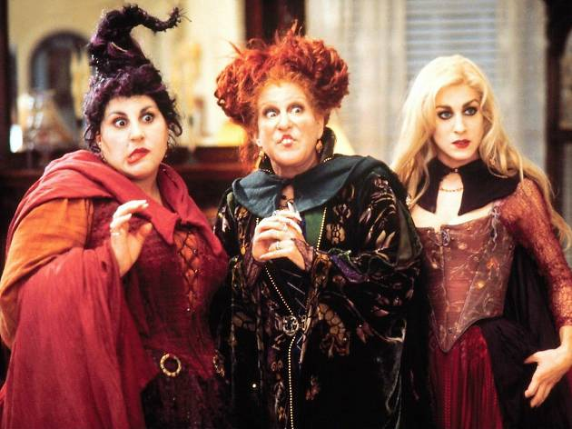 A Hocus Pocus star coming to a screening of the film at Alamo Drafthouse